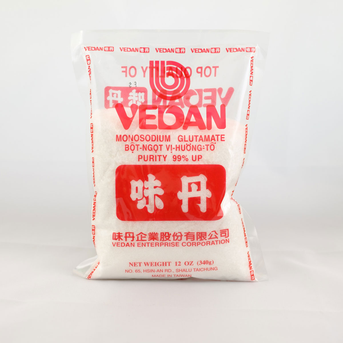 Vedan Monosodium Glutamate (12 oz) | Sunny Maid Corporation